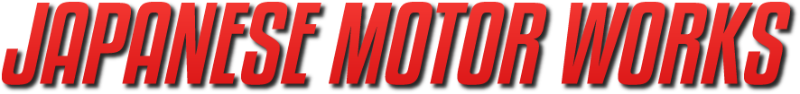 Japanese Motor Works Logo